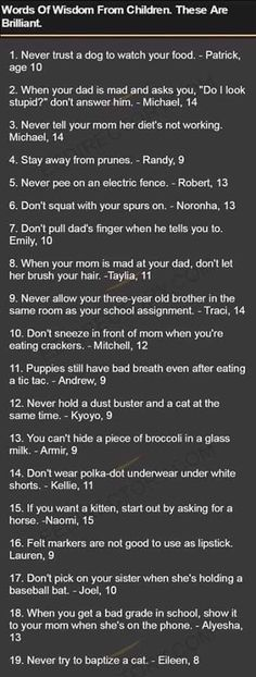 41 Ideas funny stories for kids lol Funny Stories For Kids, Funny Pictures For Kids, Funny Quotes For Kids, Funny Quotes About Life, Job Pictures, Funny Kid Memes, Funny Cartoons, Hilarious, Funny Stuff