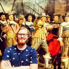Rijksmuseum, foto van instagram.