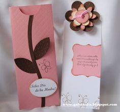 Tarjetas Boutique Galy Crafts: agosto 2012