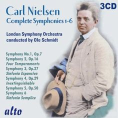 London Symphony Orchestra - Nielsen: Complete Symphonies