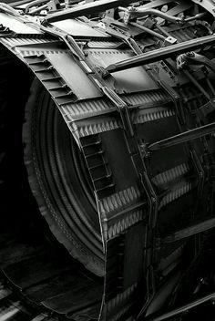 Beautiful Lines... Jet engine