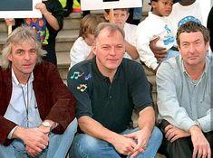 Richard Wright, Roger Waters, David Gilmour, Progressive Rock, Pink Floyd, Couple Photos, 3 Shop, Musicians, Fan