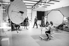 photo session inea bowens parabolic umbrella studio visualheads