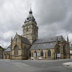 Église Notre-Dame - Villedieu-les-Poêles, Manche