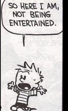 LOVE Calvin & Hobbes