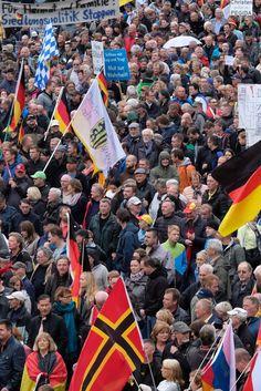 Liebe Dresdner Schreihälse: Wenn ihr das Volk seid, gebe ich meinen Pass ab