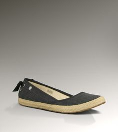 Womens INDAH By UGG Australia I just bought these in white! Absolutely love them! Ready for spring, so I can wear them.