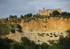 Badia and Balze - Volterra - Tuscany #volterra #volterratur
