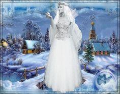 SNOW QUEEN - Winter Wallpaper ID 524930 - Desktop Nexus Nature