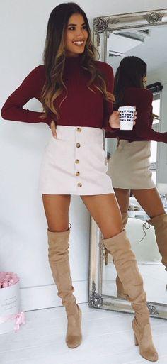 Coffee date looks
