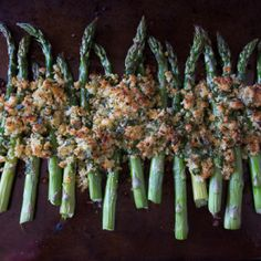 Asparagus Gratin | Nutmeg Nanny