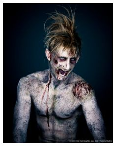 Zombies. My favorite kind of undead.