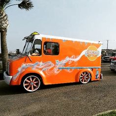 """Our favorite bagged ice-cream truck! Rolling in pic from SPRING BREAK JAM 2012. South Padre Island, TX. 2015 Dates: March 7-8. Shop: WWW.MADGEARINC.BIZ…"""