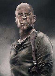 New Die Hard! #moviestastegood