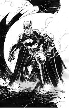 Batman, Jim Lee.