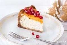 Perníkový cheesecake s medovníkovým korpusom - recept Sweet Tooth, Cheesecake, Tiramisu, Healthy, Food, Cakes, Cake Makers, Cheesecakes, Essen