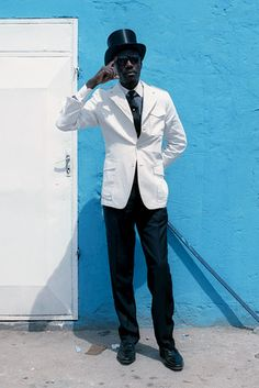 Congo's Unlikely Fashionistas - WSJ