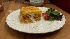 Torta de Mandioquinha com Frango  | Tortas e bolos > Receitas de Torta Salgada | É de casa - Receitas Gshow