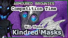 Vicki from Armoured Brownies is giving away not one, but TWO masks this week! Although they might not be quite ideal for most LARPs, if you're into Cosplay then perhaps this might inspire your next costume!  All you have to do is watch the video and find a friend!  http://larp.guide/2016/05/armoured-brownies-mask-competition/