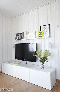 . Home, Flat Screen, Wall