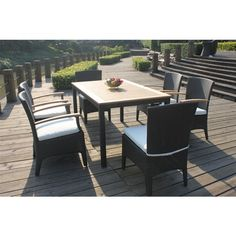 SFM3150818-05 Rattan Furniture Wholesale Glass Dining Table 6 Chairs Set, View glass dining table 6 chairs set, SHINE Product    Shine Outdoor Rattan Wicker Ding sets From Shine international Group Limitted market4@shininggroups.com Skype: suzen17278630 What's App : +86 13927710930 www.shininggroups.com