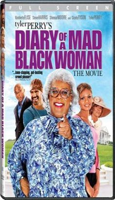 movies on dvd | ... diary of a mad black woman movie the movie $ 15 00 $ 10 00 in stock