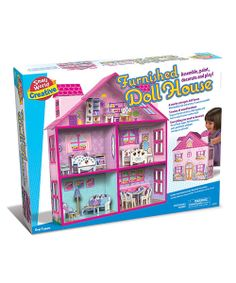 Dollhouse & Furniture Making Kit