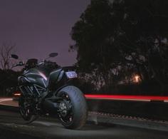Ducati Diavel Carbon, I luv it
