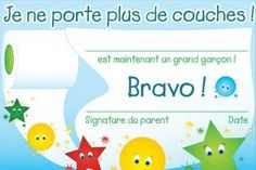 Tableau d'apprentissage de la propreté - Bébé - 13-36 mois - Apprentissage de la propreté - Mamanpourlavie.com