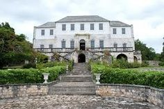 Rose Hall Great House, Jamaica  (haunted place)  Might have to visit.  From Ghost Adventures! =)