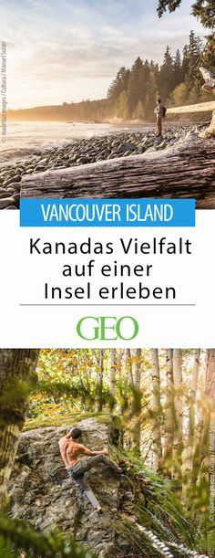 Vancouver Island: Experience Canada& diversity on an island Oregon Road Trip, Oregon Travel, Road Trip Usa, Oregon Beaches, Oregon Waterfalls, Pacific Coast Highway, Vancouver Island, State Parks, Coos Bay Oregon