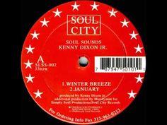 Kenny Dixon Jr. - January (Soul City Recordings - 1996) - YouTube