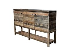 Shop for Four Hands Leavitt Sideboard, VFH-015, and other Living Room Cabinets at Custom Home Furniture Galleries in Wilmington, NC. Combining the rustic charm of natural wood with contemporary designs, Sierra celebrates the rugged beauty of snow-capped mountains and clear alpine lakes with high-style furnishings that give new life to salvaged wood.
