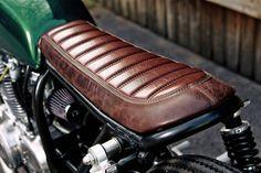 Honda CB250 Cafe Racer 4