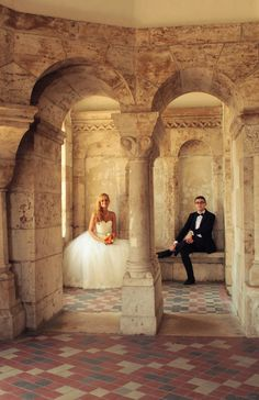 #wedding #Budapest #Fisherman's Bastion