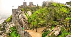 Sabe quantos castelos existem em Portugal?