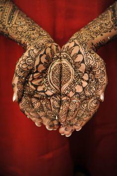 Stunning henna!