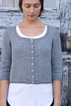 """Ravelry: Gweneth pattern by Cecily Glowik MacDonald ~ Fingering 4ply, bottom-up knit and sized: 32"""" - 58"""""""