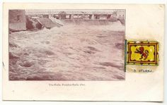 postcard is circa 1908