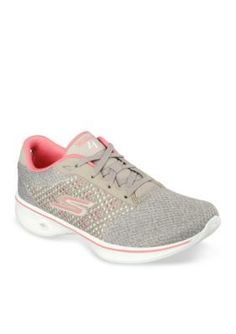 c1ef7acb581 Skechers Taupe Go Walk 4 Athletic Shoe