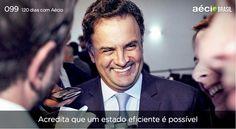 Gosto da ideia de ter um país diferente a partir dessas eleições. #MudandoOBrasil #AecioNeves http://120diascomaecio.tumblr.com/