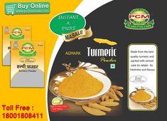 Turmeric, Pure Products, Food, Essen, Meals, Yemek, Eten