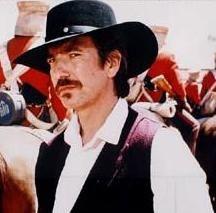 """Alan Rickman as Elliott Marston in """"Quigley Down Under"""" - 1990"""