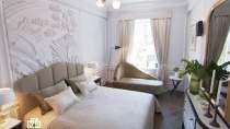 Квартирный вопрос /  Классическая спальня с лепниной