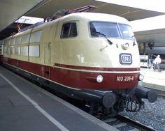 Rheingold Lokomotive 103