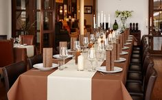 Dinner - Events & Occasions - For your business - Duni