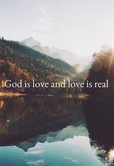 God is ❤️                                                                                                                                                     Mehr