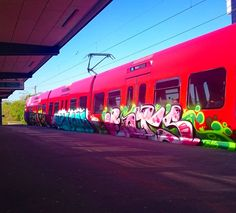 #Copenhagen #CPH #KBH #Denmark #København #Danmark #photography #fotografi #graffiti #spotting #trainspotting #graffitispotting #vandalism #vandalisme #stog #streetart #trainart #urban #urbanart #spray #art #dsbgraf #DSBudefra @dsb.dk #2016 #station #Avedøre #May by bandpay