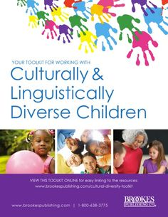 October is Bilingual Child month! Check out our FREE Cultural Diversity Toolkit for excellent resources on working with culturally and linguistically diverse children.