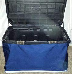 Custom Tack Trunk Cover   Stanley Husky 37 inch Mobile Job Box